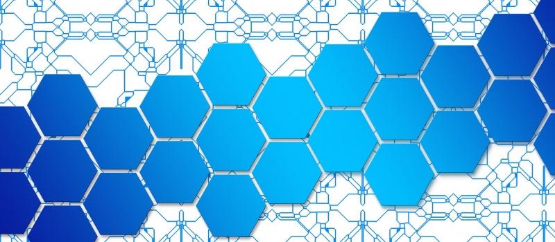 hexagons-3143432_1920