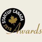 Nominated For 2018 Startup Canada Awards